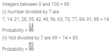 Understanding ICSE Mathematics Class 10 ML Aggarwal Solutions Chapter 22 Probability Ex 22 Q23