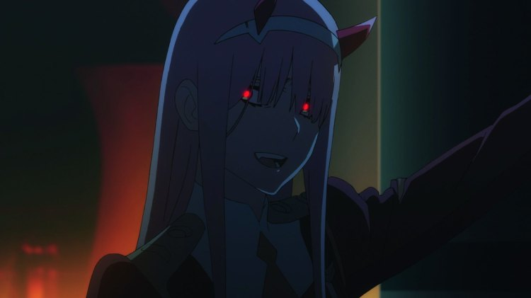 Darling in the Franxx Part Two Manga Entertainment Zero Two