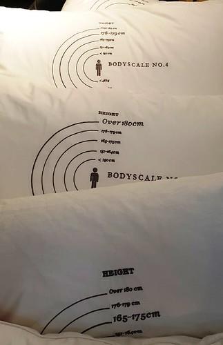 Mr. Big Pillow Body Scale