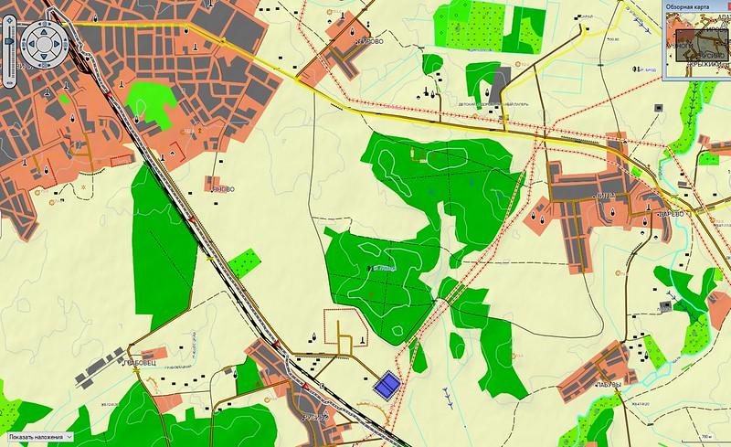 ТОПОграфическа карта Беларусь