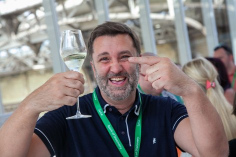 Saga Spirit of Discovery VIP Trade Event 2-4 July 2019 - Keith Kellacher, Hays Travel
