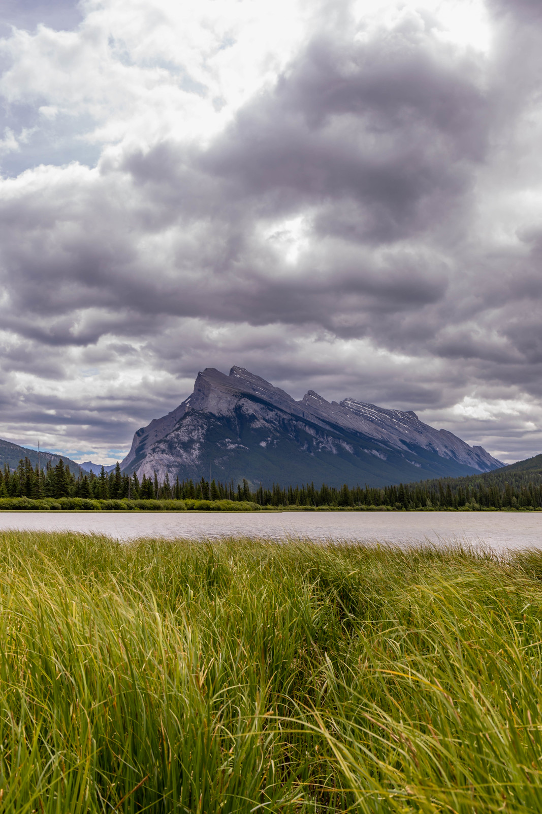 06.29. Vermillion Lakes, AB, Canada