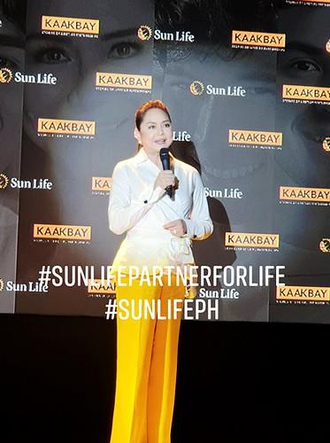 Sun Life KaAkbay Miss Charo Santos-Concio