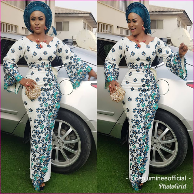 Unique Asoebi Styles