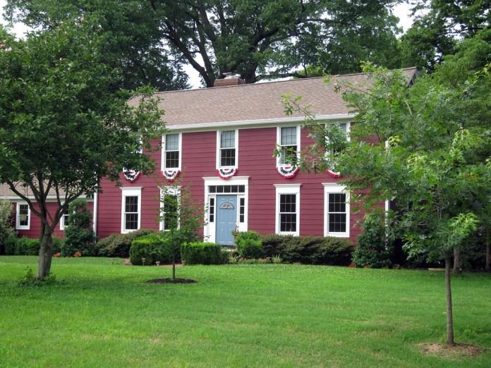 New Harmony home
