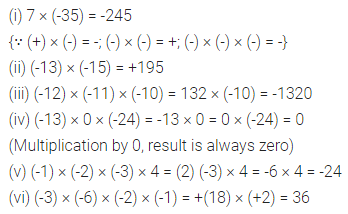 ML Aggarwal Class 7 Solutions for ICSE Maths Chapter 1