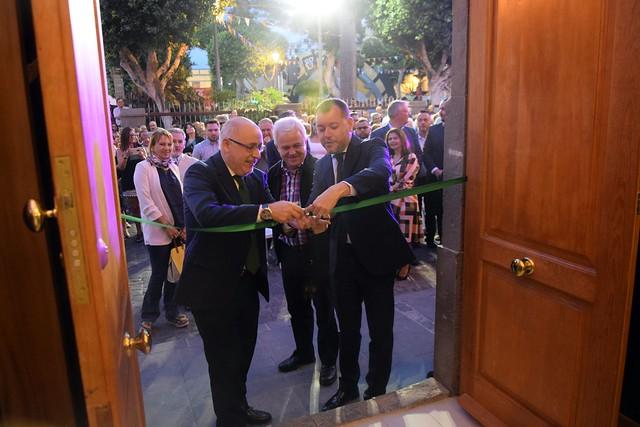 Gáldar incorpora a su oferta turística y cultural el Hotel Agáldar