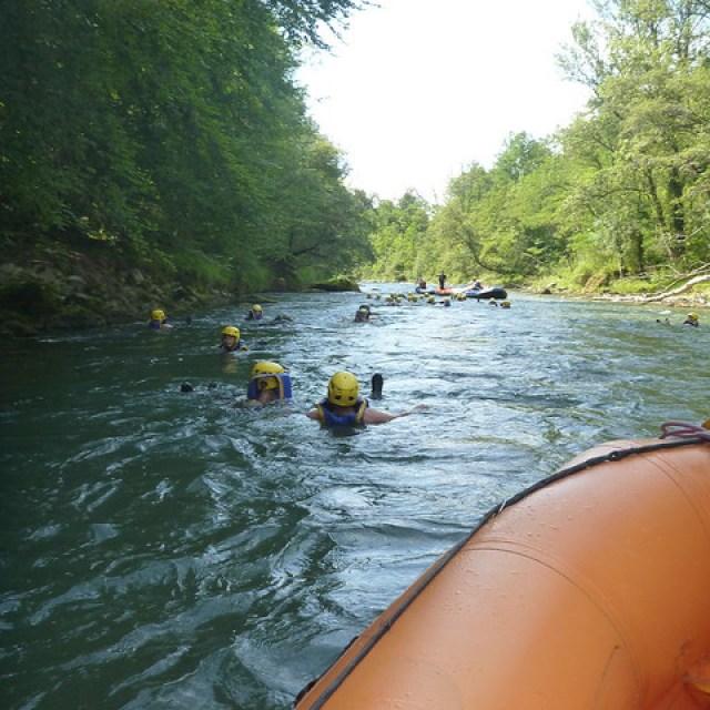 Bedford Rafting