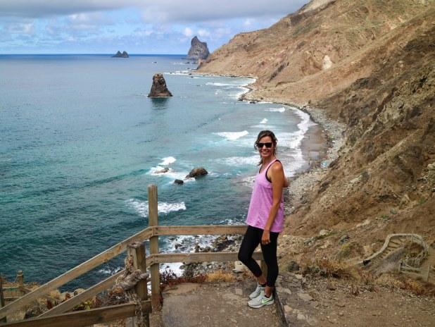 Playa de Benijo en Anaga