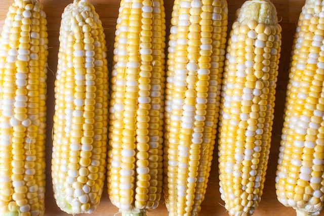 first corn of the season