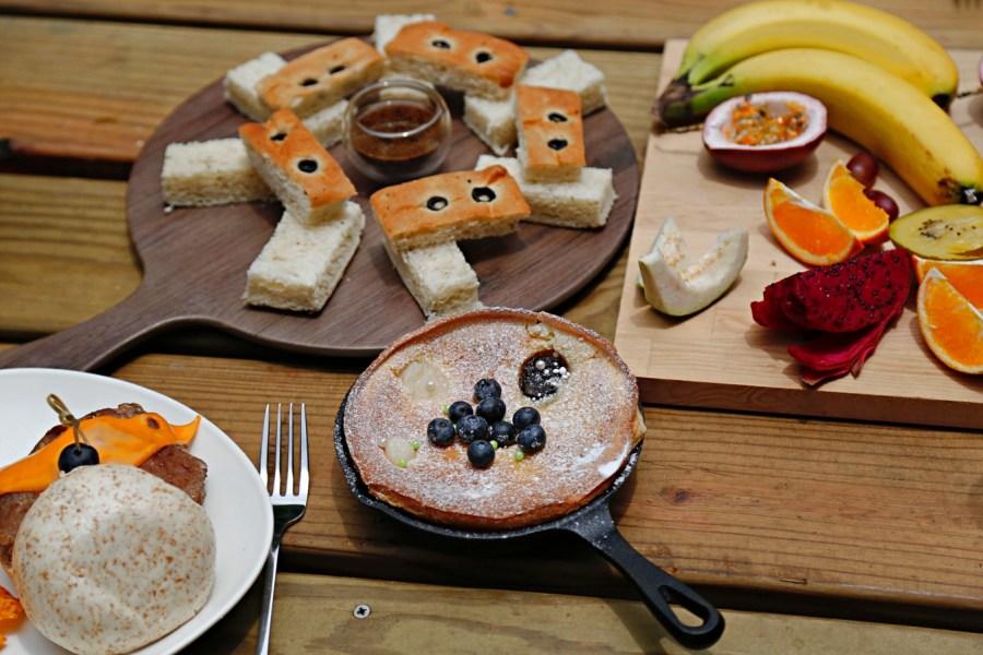 浮誇下午茶,溪畔餐桌,溪邊美食,溯溪,花蓮旅遊,花蓮溪畔餐桌,花蓮美食 @VIVIYU小世界