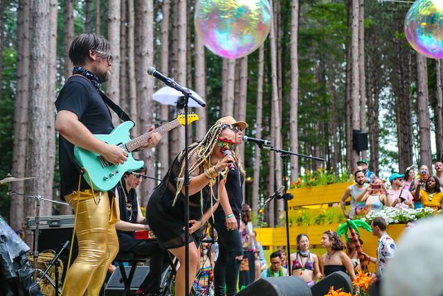 Electric Forest 2019 - Honey Larochelle