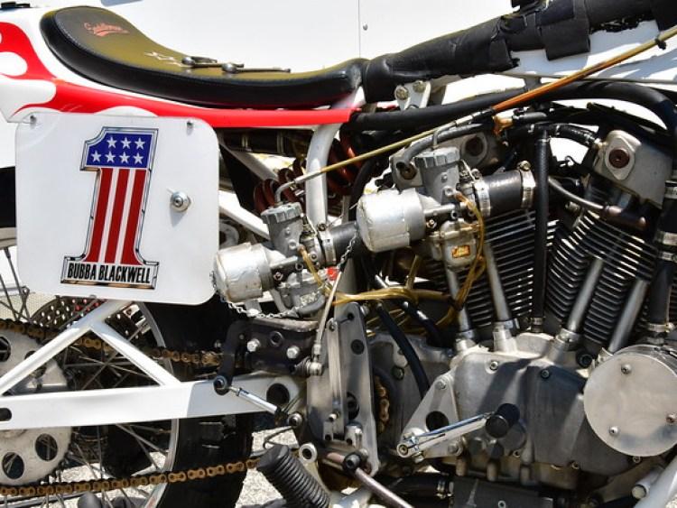 Motorcycle Stunt Rider Bubba Blackwell Harley Davidson Smokin Harley 20190713_0138