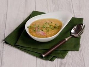 Kanadische Erbsensuppe - Habitant Pea Soup