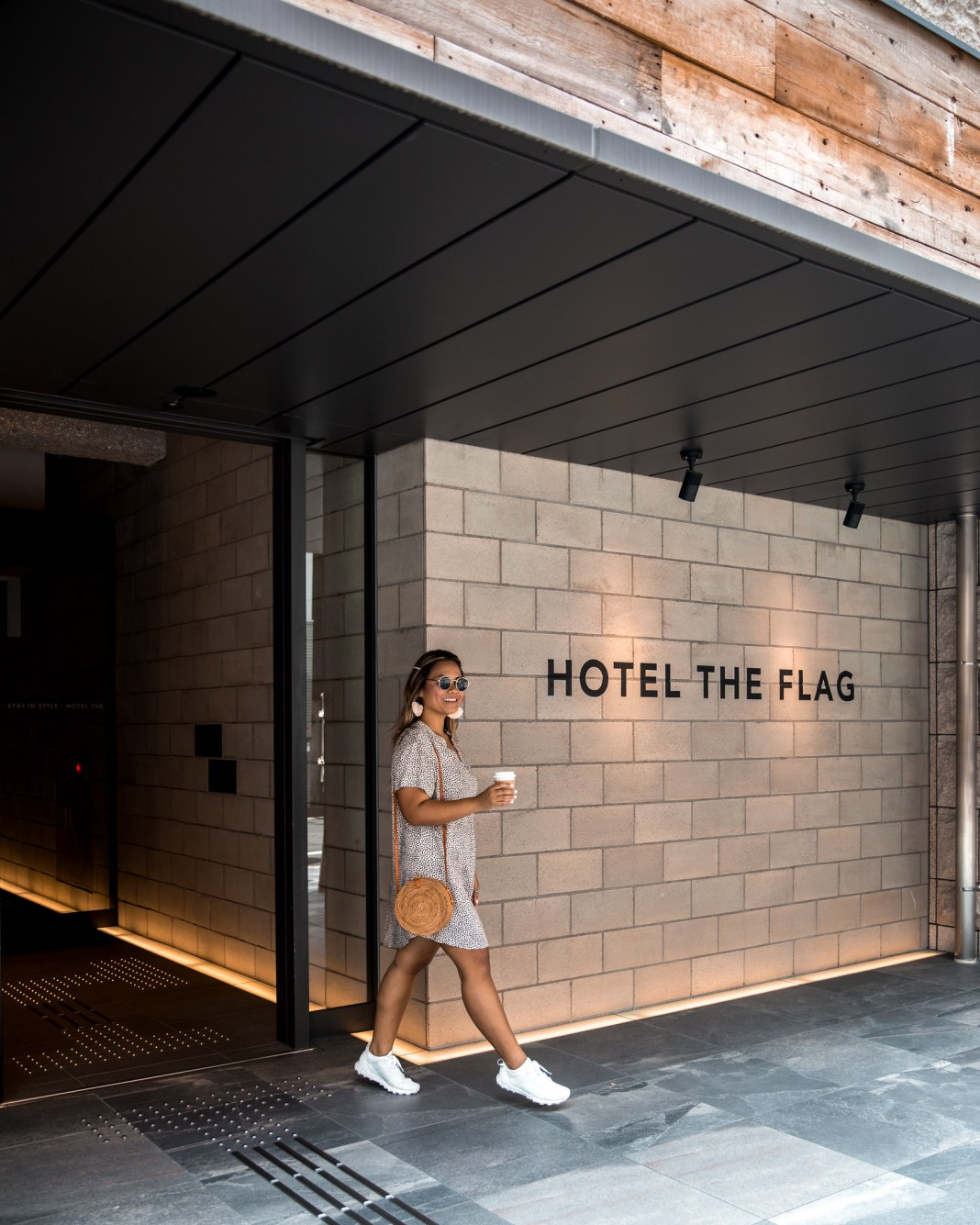 Hotel The Flag - Osaka, Japan, Dotonbori, Shinsaibashi, Osaka Travel, Traveling in Osaka, Japan Travel, Osaka Tips, Osaka Hotel, Traveling Osaka | Wanderlustyle.com