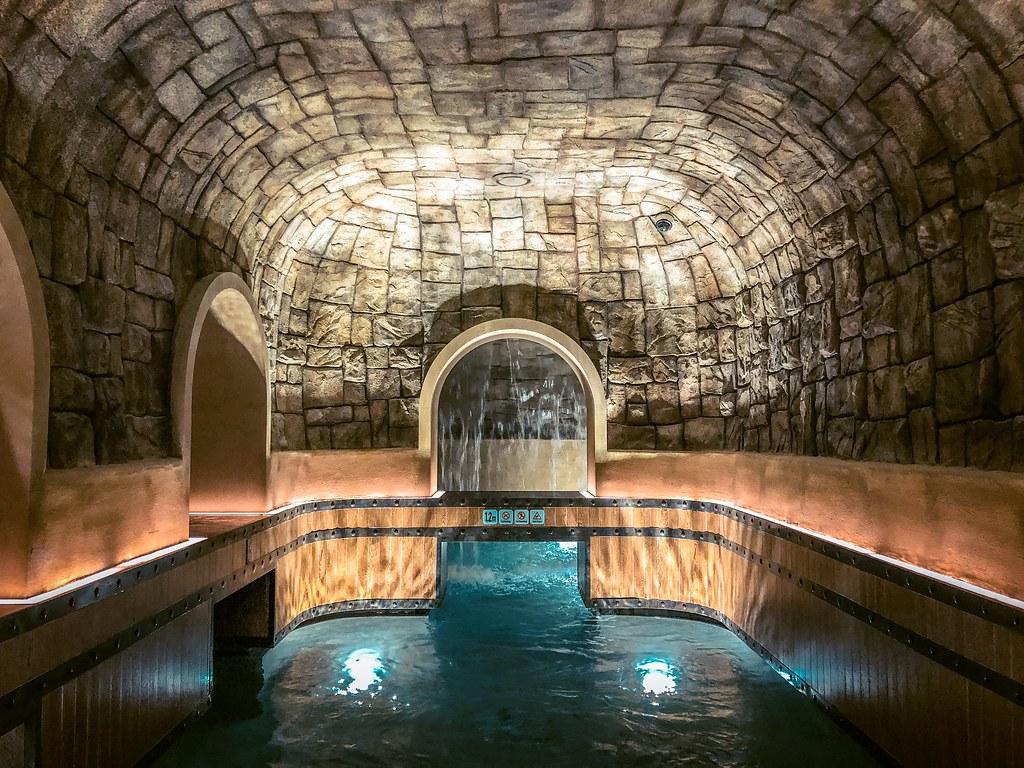 Cave Pool | Cimer Spa