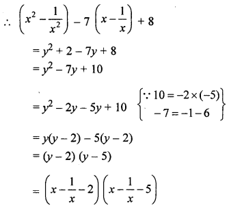 ML Aggarwal Class 8 Solutions for ICSE Maths Model Question Paper 4 5