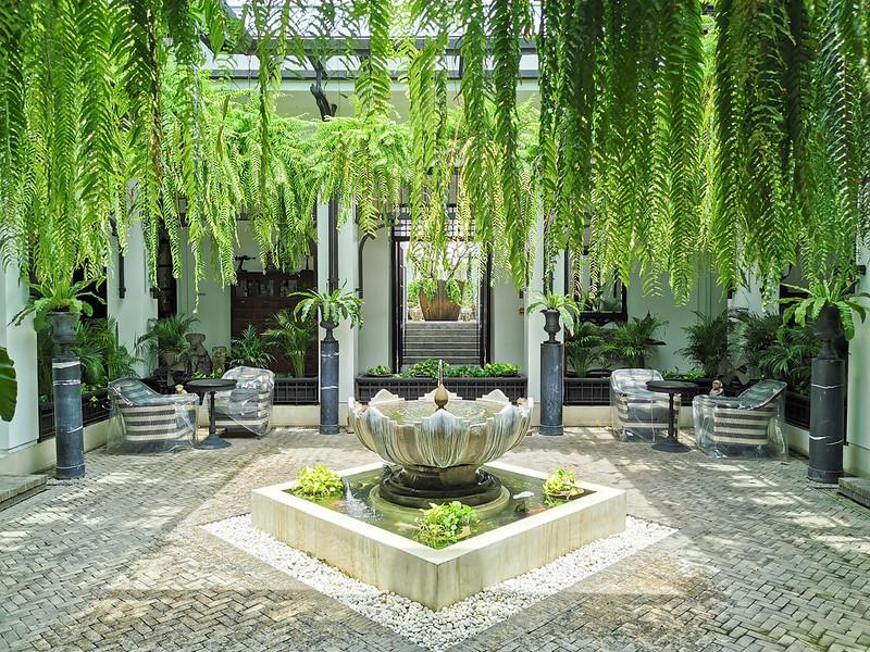 the siam hotel bangkok lobby