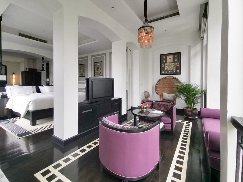 the siam - mae nam suite