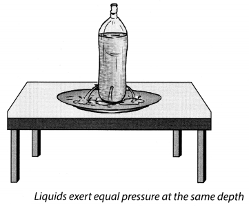 Force and Pressure Class 8 Science NCERT Textbook Questions A10