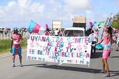 Guyana Trans-unite Banner