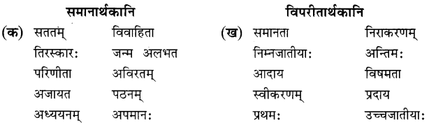 NCERT Solutions for Class 8 Sanskrit Chapter 11 सावित्री बाई फुले 3