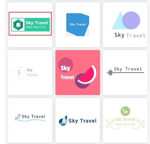 các design logo chuyên nghiệp