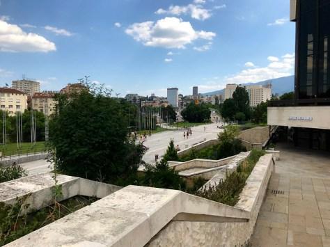 Sofia - Национален Дворец на Културата