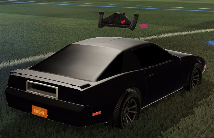 Rocket League: Knight Rider DLC