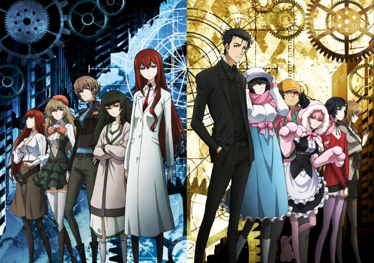 steins;gate zero part one cast characters