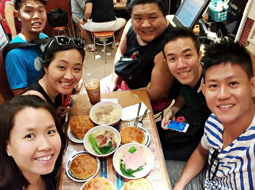 7 Nov 2015: Kam Wah Cafe | Mong Kok, Hong Kong