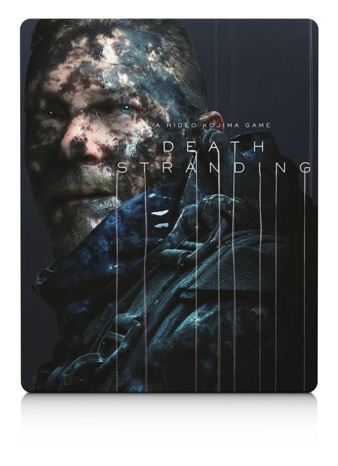 Death Stranding - SteelBook Art