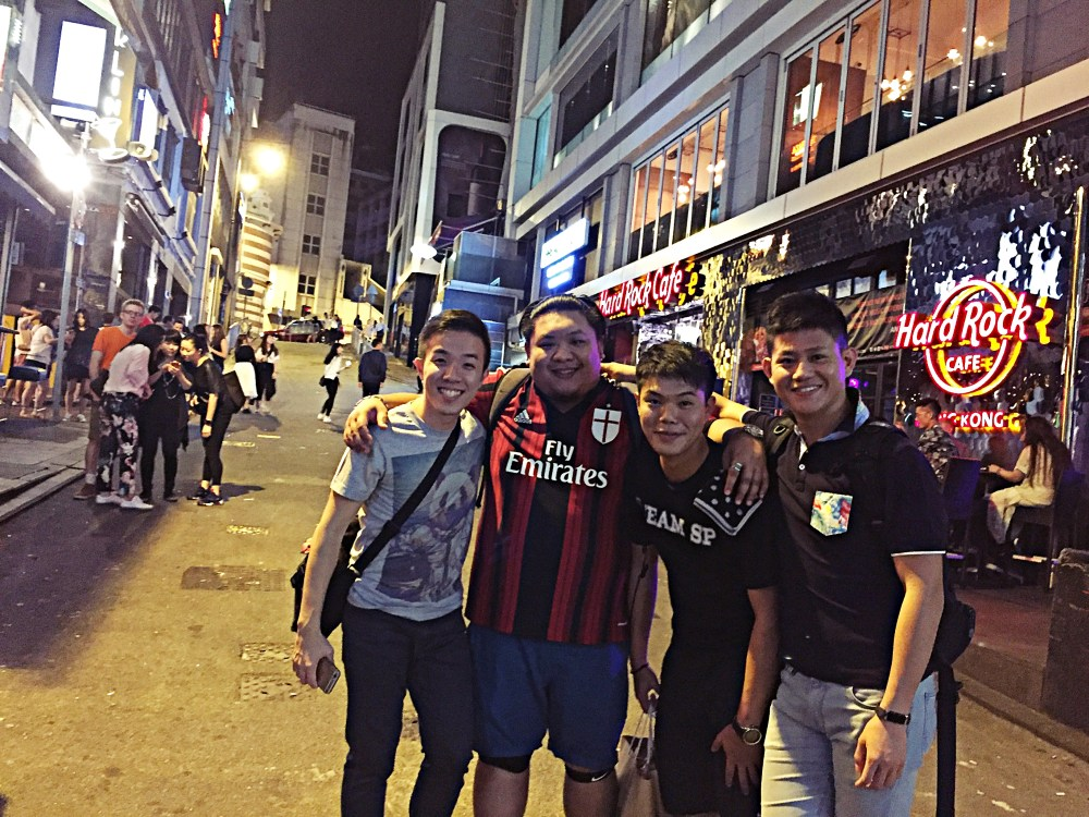 8 Nov 2015: Lan Kwai Fong HK | Central, Hong Kong