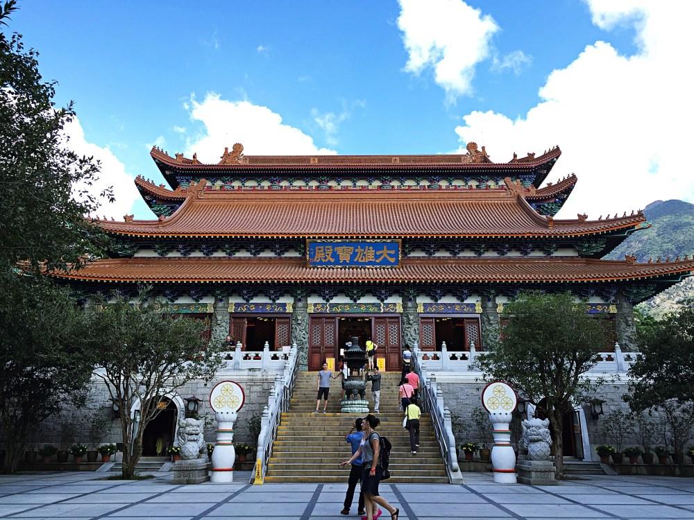 8 Nov 2015: Po Lin Monastery | Lantau Island, Hong Kong