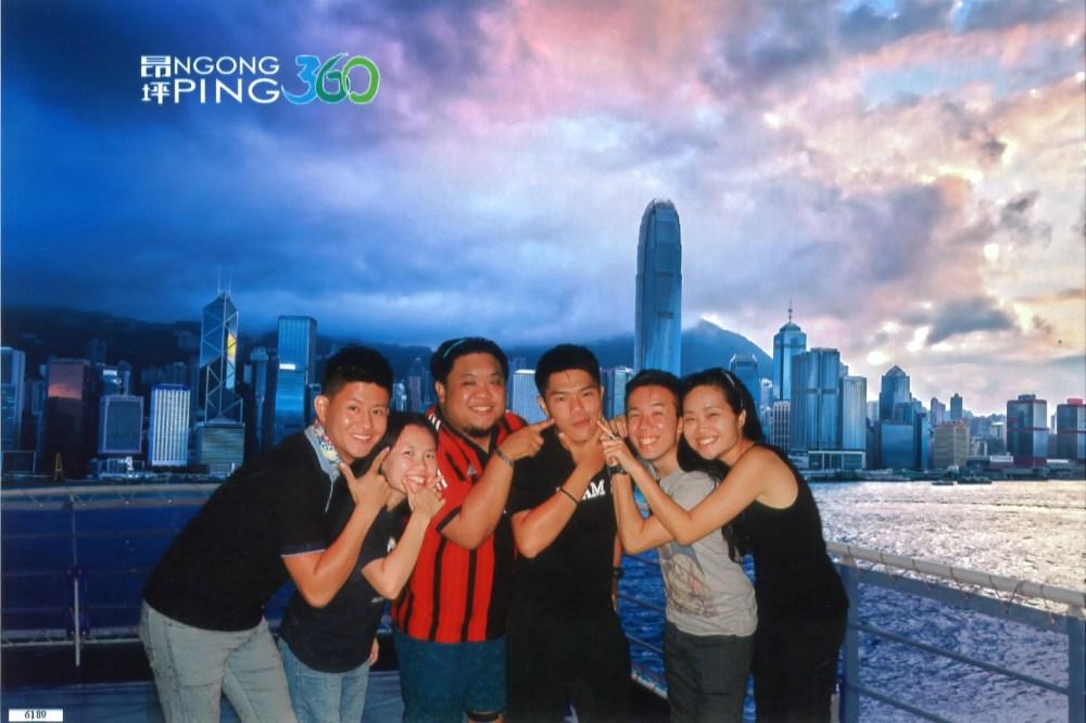 8 Nov 2015: Ngong Ping 360 Village | Lantau Island, Hong Kong
