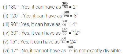 ML Aggarwal Class 7 Solutions for ICSE Maths Chapter 14 Symmetry Ex 14.2 Q8