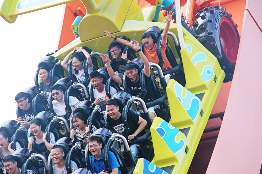 9 November 2015: Toy Story Land @ Hong Kong Disneyland | Lantau Island, Hong Kong