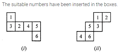 ML Aggarwal Class 7 Solutions for ICSE Maths Chapter 15 Visualising Solid Shapes Ex 15.1 Q3.2