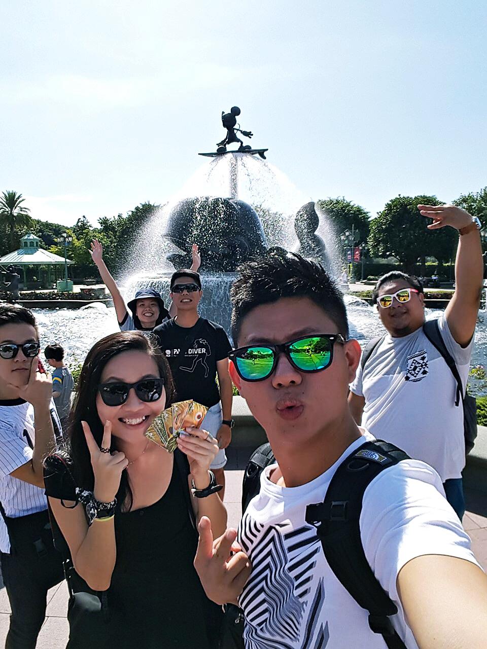 9 November 2015: Hong Kong Disneyland | Lantau Island, Hong Kong