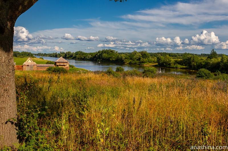 Сиверсов канал близ Рюрикова городища, Великий Новгород