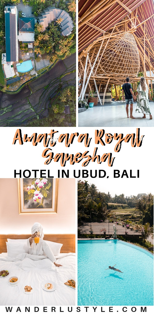 Amatara Royal Ganesha - Hotel in Ubud, Bali, Bali Hotel, Adiwana Hotel, Adiwana Hotels, Floating Breakfast Bali, Where to stay in Ubud, Where to stay in Bali, Bali Travel, Ubud Travel, Ubud Hotels | Wanderlustyle.com
