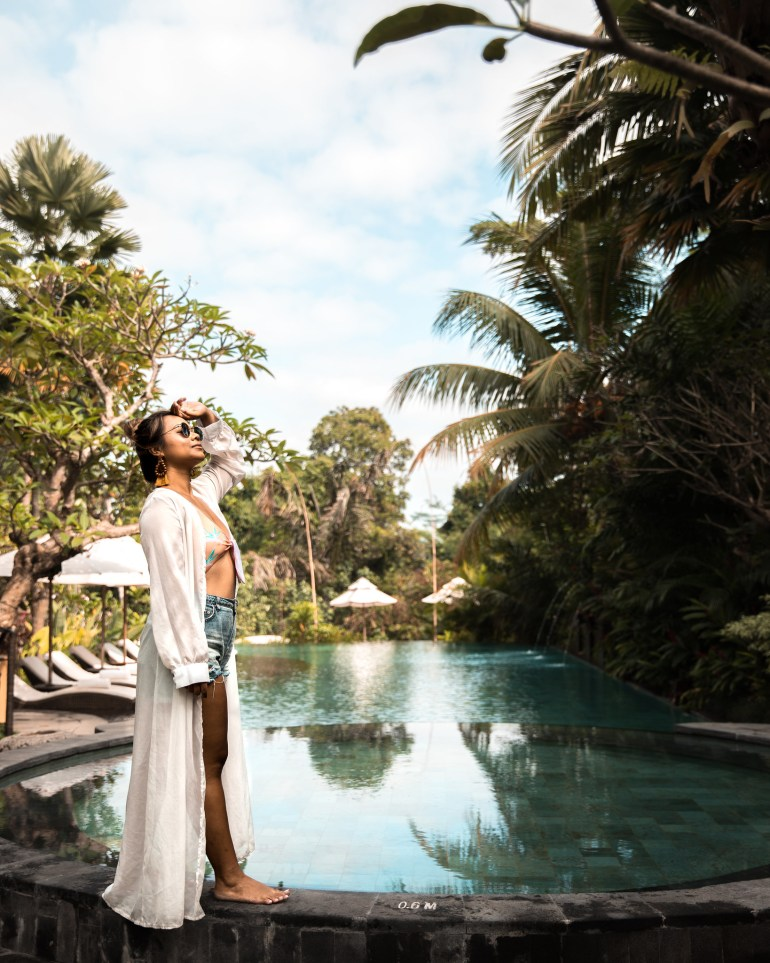 The Udaya Resorts & Spa - Flower Bath, Floating Breakfast, Kaveri Spa, The Udaya, Ubud Hotel, Best Ubud Hotels, Bali Travel, Bali Tips, Bali Hotels, Ubud travel, Ubud tips, luxury hotel bali, bali hotel, luxury hotel, what do to in bali, best in bali | Wanderlustyle.com