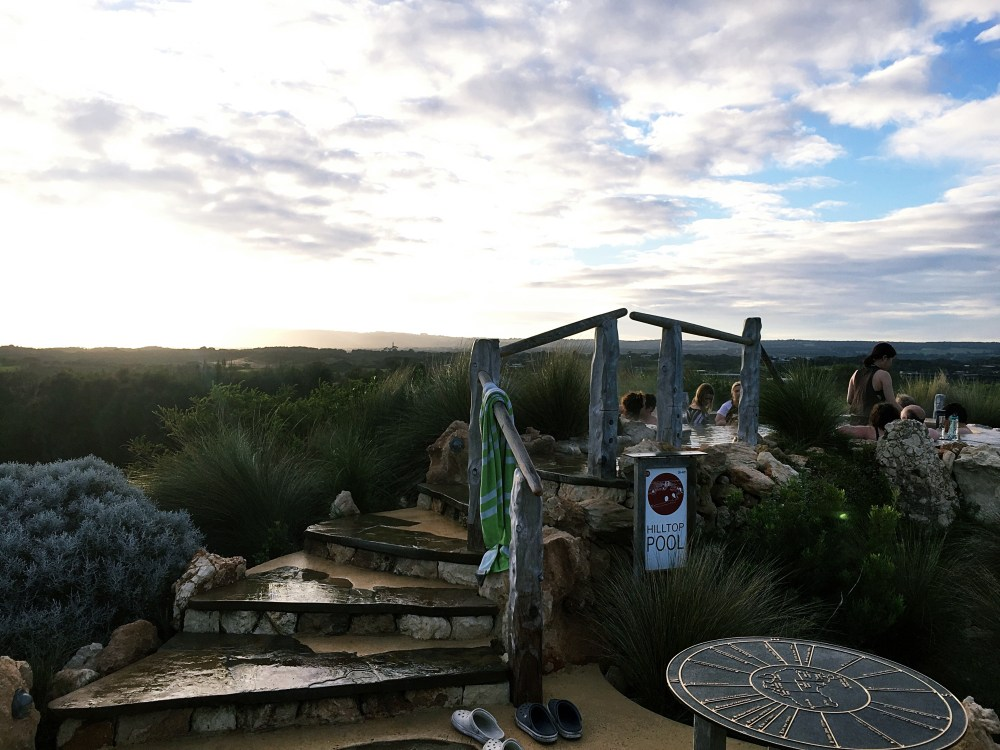 29 June 2016: Peninsula Hot Spring | Fingal, Victoria