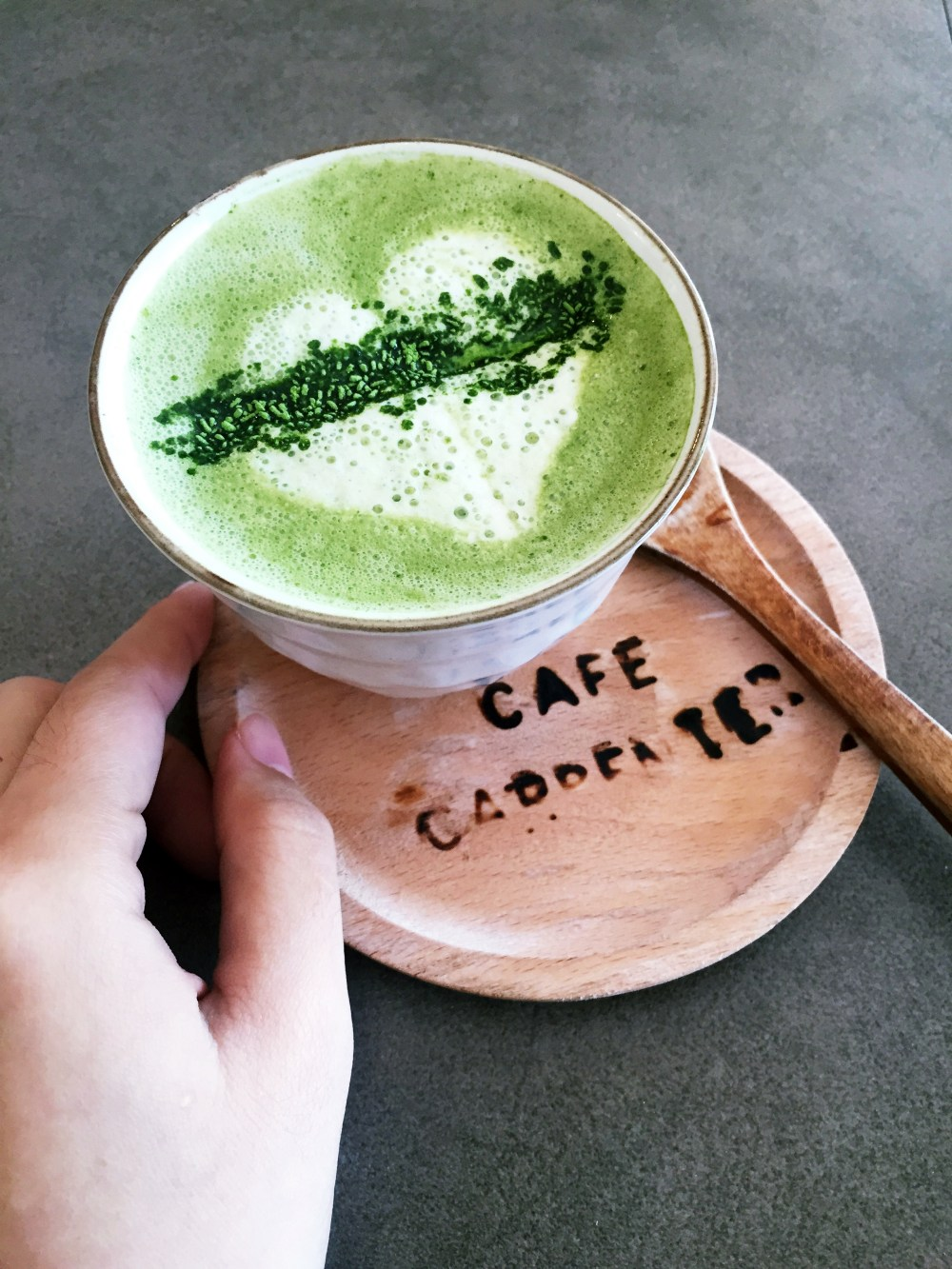 28 June 2016: Cafe Carpenter | Malvern East, Victoria