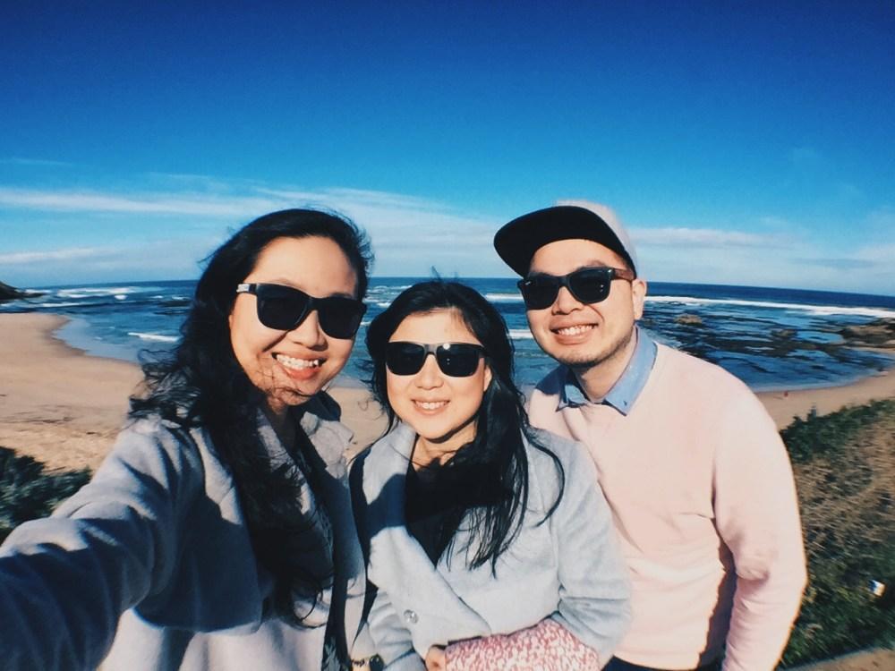 29 June 2016: All Smiles Sorrento Ocean Beach   Sorrento, Victoria