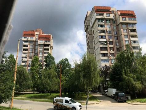 Veliko Tarnovo outskirts