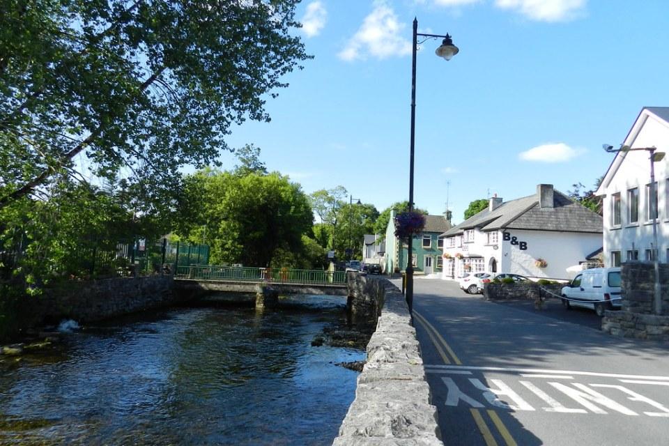 Lago Corrib Cong condado de Mayo Republica de Irlanda 01