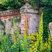 In the Gardens of Blickling Hall