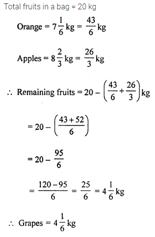 Ml Aggarwal Class 8 Solutions For Icse Maths Chapter 1 Rational Numbers Ex 1 6