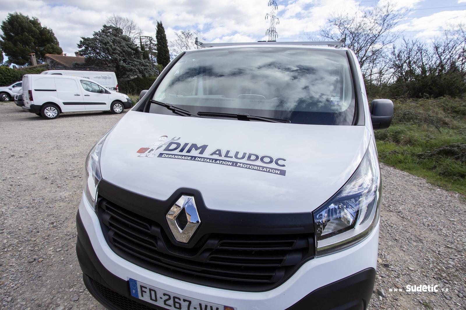 Sudetic Renault Trafic Dim Aludoc-7